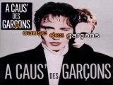 A CAUS' DES GARCONS - A CAUSE DES GARCONS