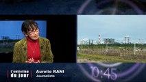 Entretien du jour du 010414 Aurélie Rani - Journaliste et responsable de l'Antenne Internationale du Sport Asa Tany
