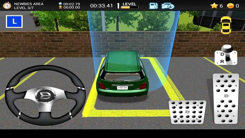 Car Parking Game 3D - Android gameplay PlayRawNow