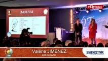 Remise de la palme du transport à Valérie Jimenez - Jimenez FVA