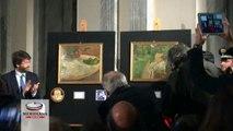 Ritrovate dopo 40 anni due opere di Gauguin e Bonnard rubate a Londra
