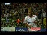 But de Thierry Henry sur centre Zidane