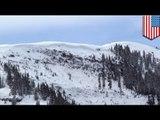 Grandson of Vail ski resort founder killed in avalanche