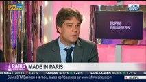 Made in Paris: Michel Fremder, Trains Expo SNCF et Tristan Azpitarte, Getraline, dans Paris est à vous - 03/04