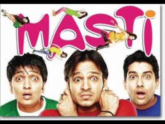 masti k din chale jhoom ali zafar with lyrics - YouTube