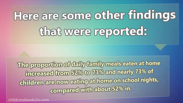 Why Are Kids Skipping Meals And Snacking Instead?