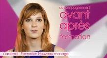 Formation Nouveau Manager DOCENDI -2 jours- tel :01 53 20 44 44 Formation nouveau Manager PARIS