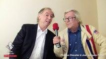 Philippe Chevalier & Jean-Jacques Peroni revisitent leurs souvenirs à l'occasion du 37ème anniversaire des Grosses Têtes