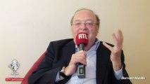 Bernard Mabille revisite ses souvenirs à l'occasion du 37ème anniversaire des Grosses Têtes