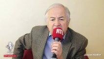 Jacques Mailhot revisite ses souvenirs à l'occasion du 37ème anniversaire des Grosses Têtes