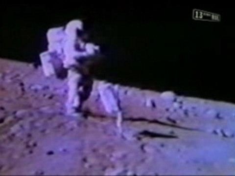 imposture de la lune et des americains