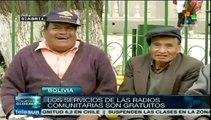 Golpe a la discriminación mediática contra indígenas de Bolivia