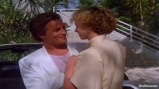 Miami Vice - First Season (1984-1985) - Nul n'est immortel (Nobody lives forever) - Dadrian Wilson - Brenda