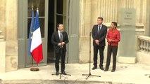 [ARCHIVE] Passation de pouvoir : discours de Benoît Hamon