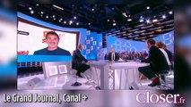 Antoine de Caunes balance le numéro de Stéphane Bern dans Le Grand Journal