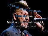 CHARLES TRENET - LE SOLEIL A RENDEZ VOUS AVEC LA LUNE