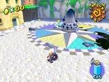 Super Mario Sunshine: Défi [3] Arrachage de bras