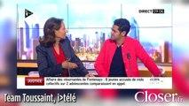 Ségolène Royal fait la promo du nouveau film de Jamel Debbouze