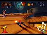 Crash Team Racing - Crash VS Falso Crash [Boss Race]