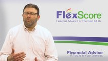 FlexScore - Financial Advice if You're in Your Twenties