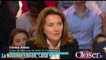 """Cécilia Attias s'exprime : """"Désormais, je me sers des médias"""""""