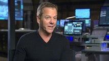 Kiefer Sutherland on Returning to Jack Bauer