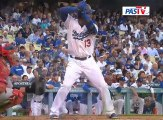 MLB PLAYOFFS 2013 SAN LUIS VS LOS ANGELES