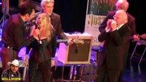 "RICKY NORTON & GUITAR EXPRESS "" CAN'T FALLING I LOVE "" LE CONCERT A L'ARONDE CENTRE CULTUREL A RIEDISHEIM 68 ALSACE LE 29 MARS 2014 ""ROLLMOPS """