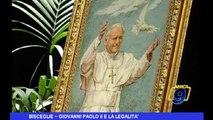 Bisceglie   Giovanni Paolo II e legalità