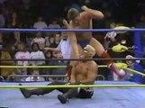 Steven Regal vs Sting (WCW Saturday Night - 2.5.94)