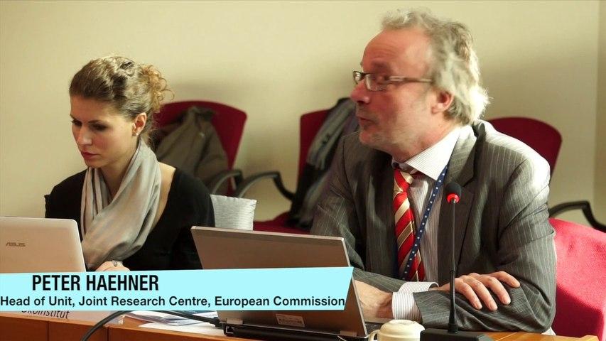 Ageing of nuclear plants seminar - Peter Haehner, JRC