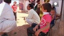 El Líbano: más de un millón de refugiados sirios ponen al país al borde del colapso