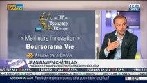 Les Top 2014 de l'assurance vie en ligne: Jean-Damien Châtelain, dans Intégrale Placements – 03/04