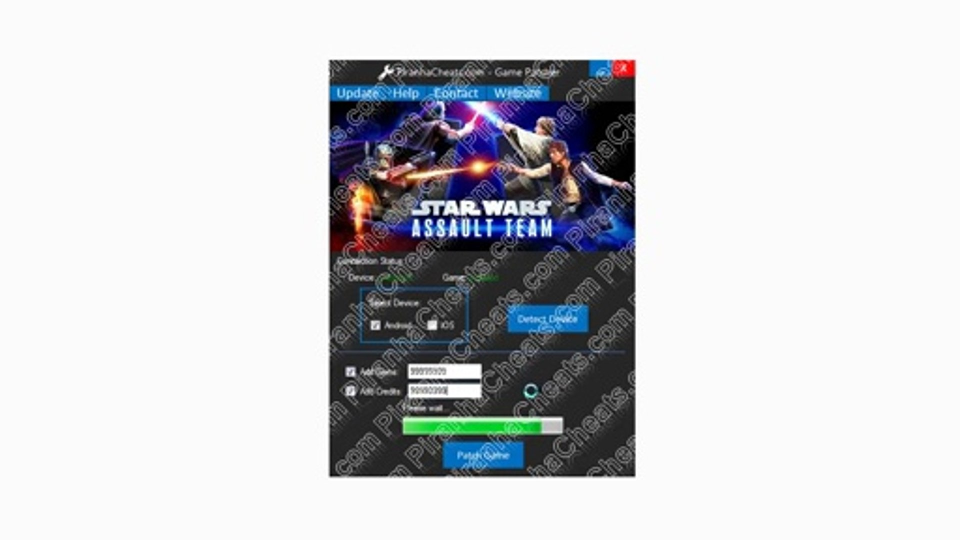 Star Wars Assault Team Cheats Download for Free - Android and iOS