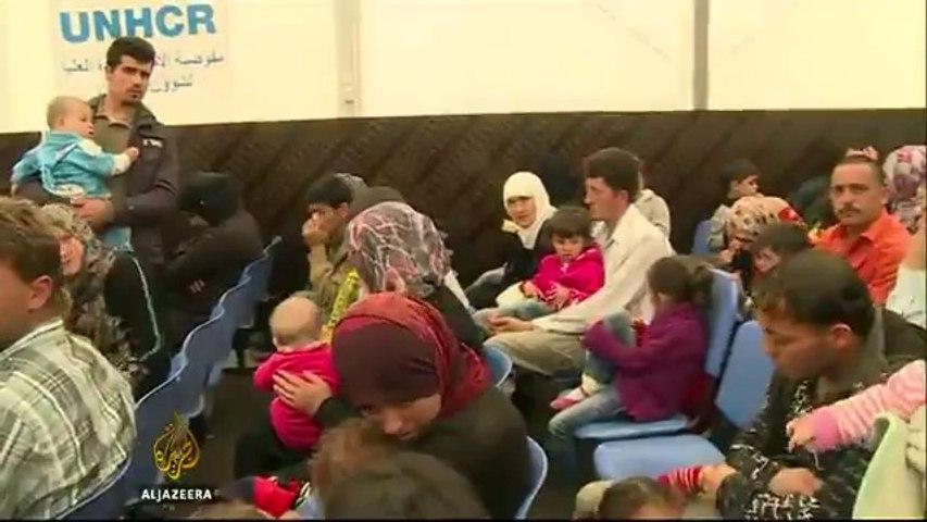 Syrian refugees hit million mark in Lebanon