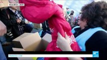 Conflit en Syrie : plus d'un million de réfugiés syriens au Liban
