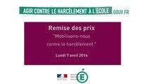 """[ARCHIVE] Projets lauréats du prix """"mobilisons-nous contre le harcèlement"""" au niveau national"""