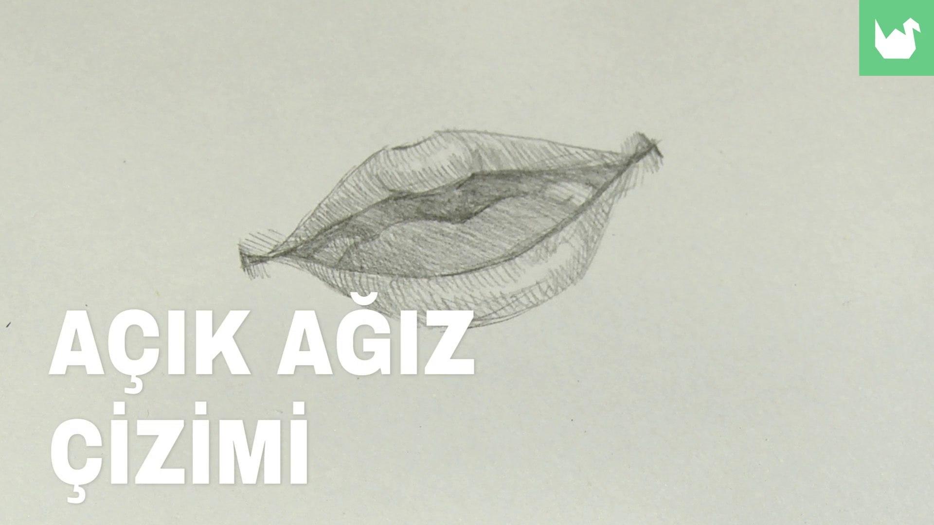 Acik Agiz Cizimi Video Dailymotion