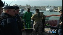 soccorsi nel canale di sicilia 730 migranti e portati a porto empedocle news agtv