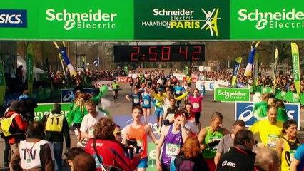 Teaser Officiel – Schneider Electric Marathon de Paris 2014