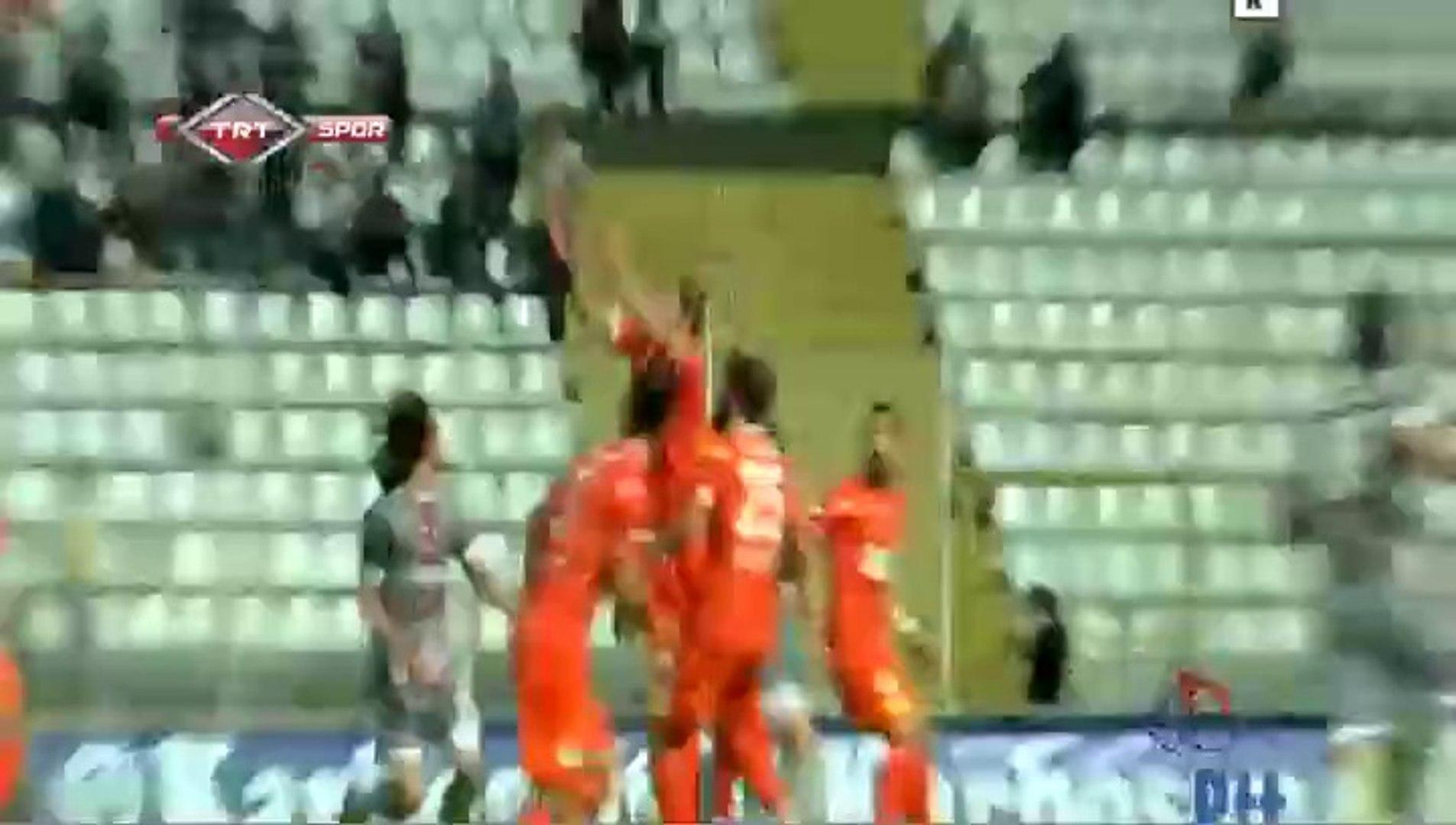 Adanaspor 0-1 Samsunspor GOL Eldin Adilovic