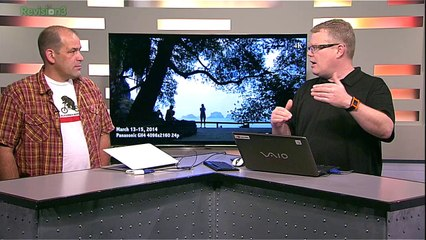 Samsung F8000 Review! Amazon FireTV. Screw The Desolation of Smaug! Where's Instant Video For Android??? Uncurl Projector Screens. HTPC Keyboards. - HD Nation