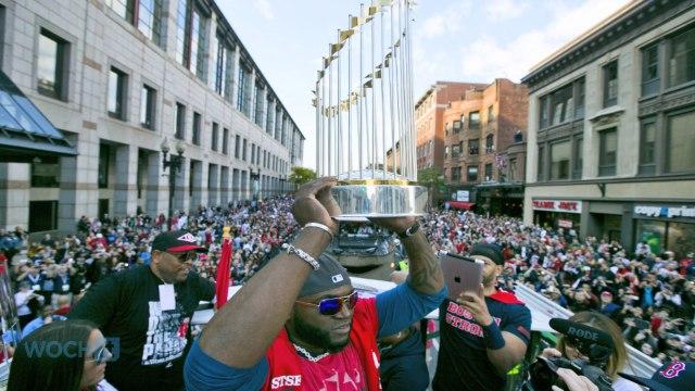 Red Sox Slugger David Ortiz Tops Most-Popular MLB Jersey Sales