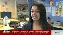 Karima Delli et l'éducation à l'environnement dans les collèges du Nord