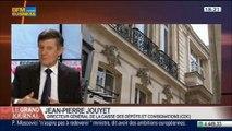 Jean-Pierre Jouyet, directeur général de la Caisse des Dépôts et Consignations, dans Le Grand Journal - 2/4