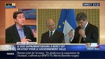 Direct de Gauche: Contre toute attente, le duo Michel Sapin / Arnaud Montebourg à la tête de Berçy va bien s'entendre - 03/04