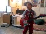 Axel Impro a la Guitare