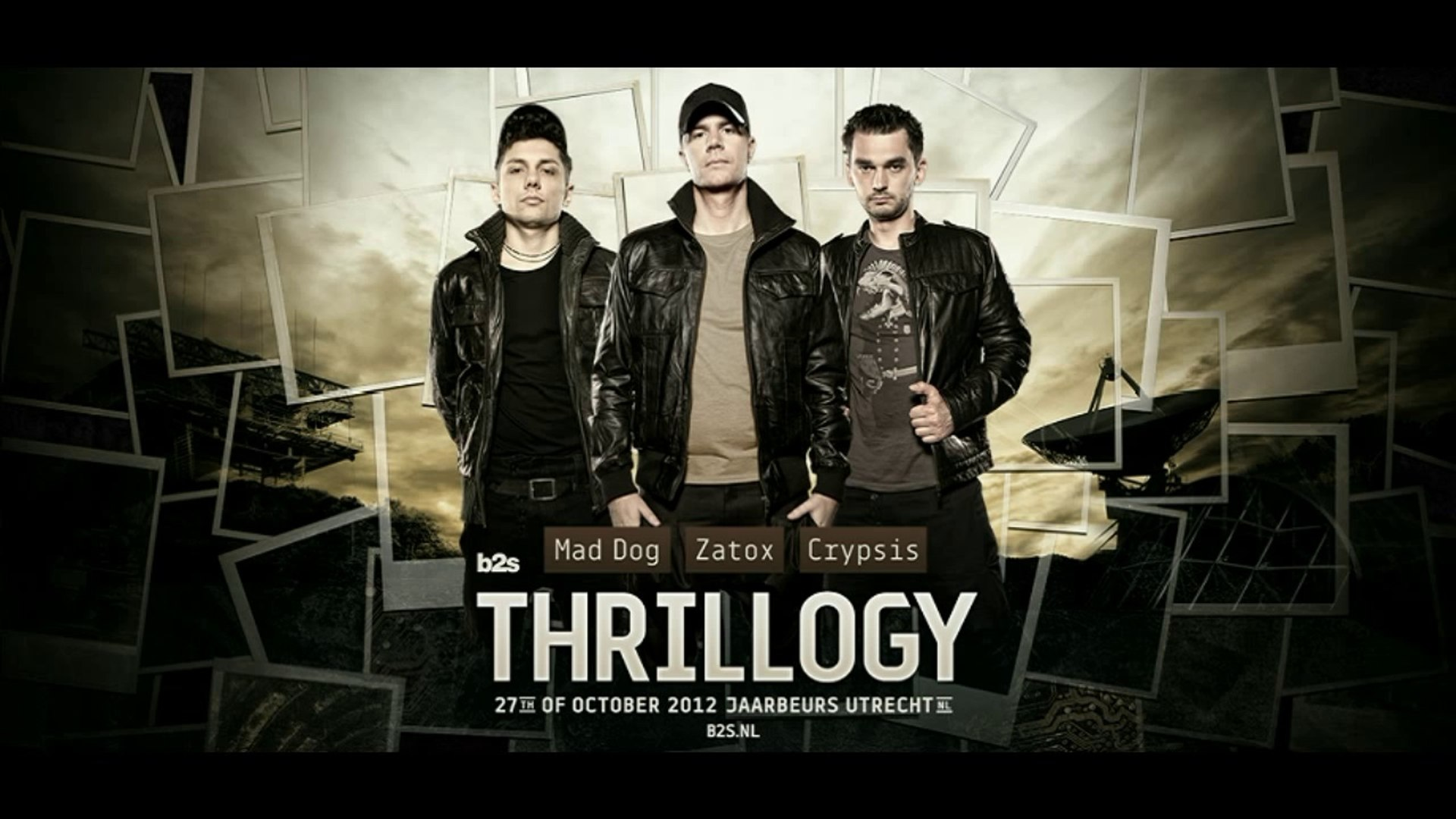Thrillogy 2012 - Crypsis vs B-Front Complete Set