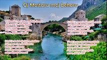 Moj Mostaru, moj beharu