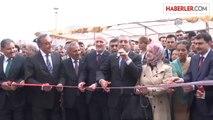 Eker, 8. Doğu ve Güneydoğu Anadolu Tarım Teknolojileri Fuarı'nın açılışına katıldı -